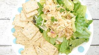 Quick & Easy Pineapple Chicken Salad Recipe