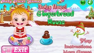 Baby Hazel Games Movie   Baby Hazel Gingerbread House   Baby Hazel for Babies & Kids