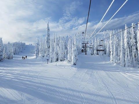 Whitefish Montana Ski Trip