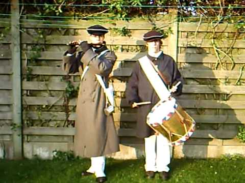 Napoleonic Fife and Drum Tunes