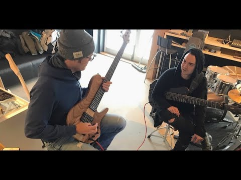 Giant Steps Bass Duet with Henrik Linder Vlog #323