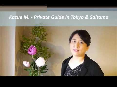Kazue M. - Private Guide in Tokyo & Saitama