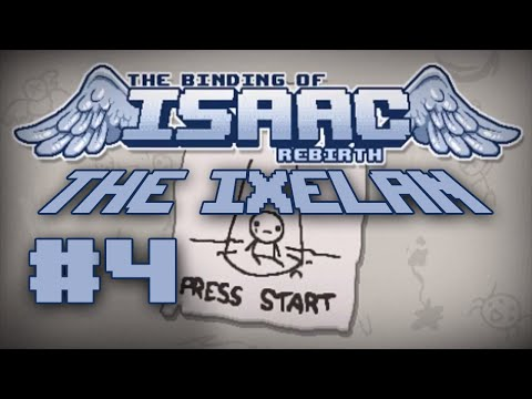 The Binding of Isaac Rebirth - #4 - Consumables
