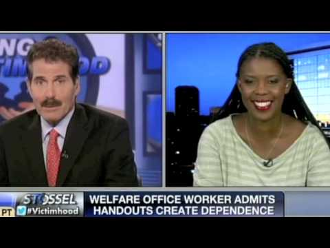 John Stossel - Welfare State Incentives