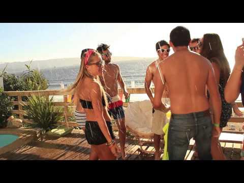 Promotional video from #Reñaca Beach Hostel's website