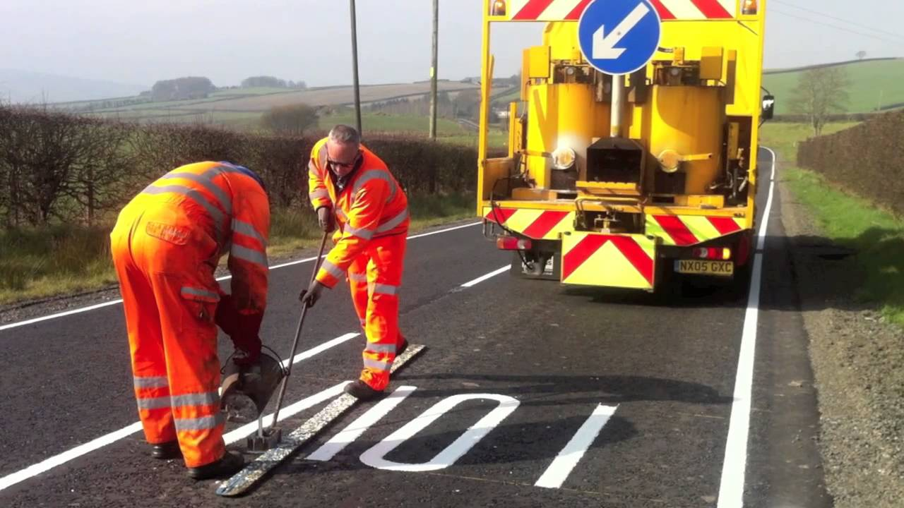 Image result for Road Marking
