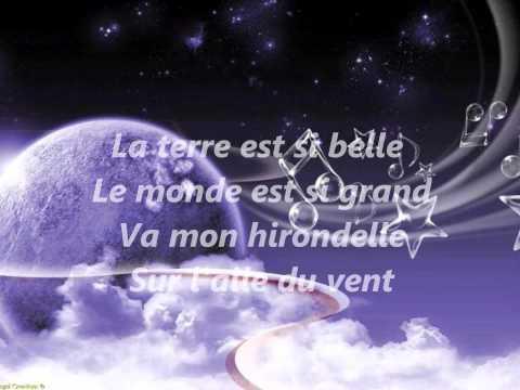 La terre est si belle ( Hugues Aufray ).wmv