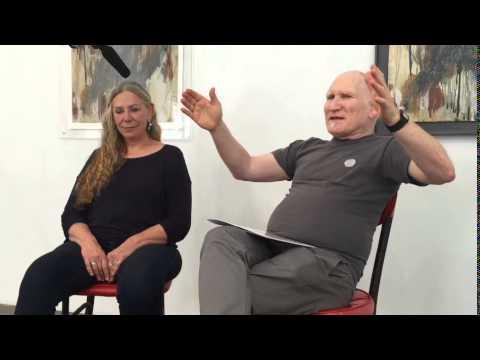 Artist Bobbie Moline-Kramer interview with art critic Peter Frank