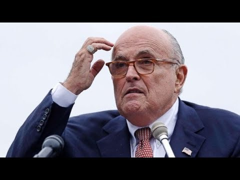 Giuliani In TATTERS After CNN Interview, Tries To Backpedal