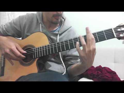 NASIL GEÇTİ HABERSİZ (Enstrümantal Gitar Cover)