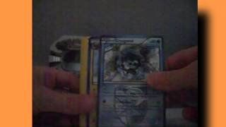 Pokemon Frost ray theme deck opening