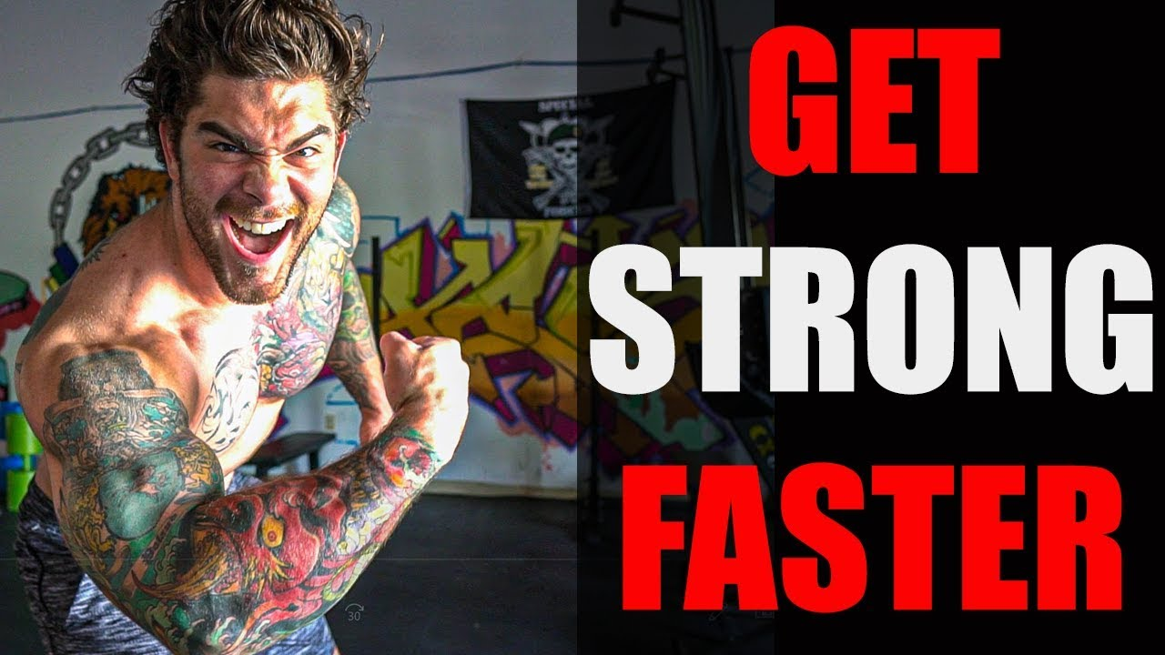 Download How to get stronger fast (5 tips to break through plateaus)