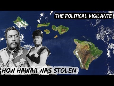 How Rich Guys Stole Hawaii — The Political Vigilante