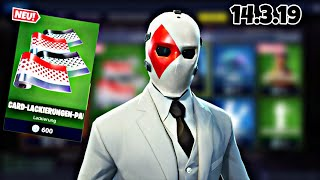 FORTNITE DAILY ITEM SHOP 14.3.19 | WILDCARD SKIN IS BACK!!