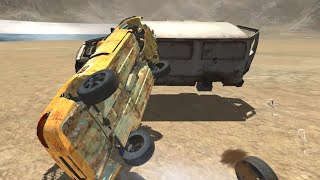Scrap Metal 5: Demolition Derby // Gameplay