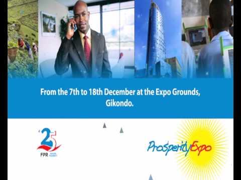 Prosperity Expo 2012 - Kigali Rwanda