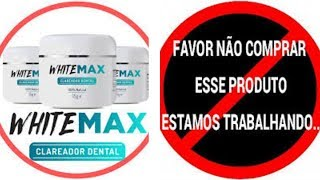 WhiteMax Clareador Dental-porque usar