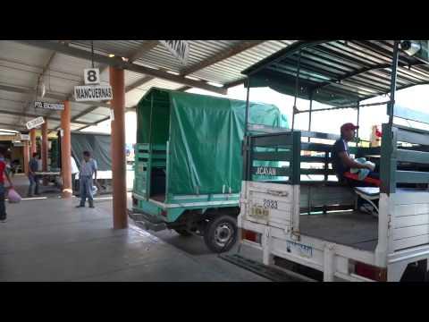Pinotepa Nacional Oaxaca México Terminal De Pasajeras