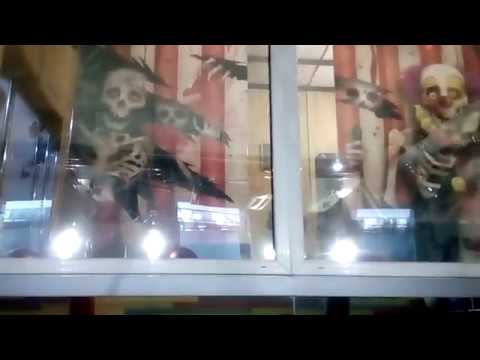 Полтергейст снят на камеру  The poltergeist is shot with the video camera