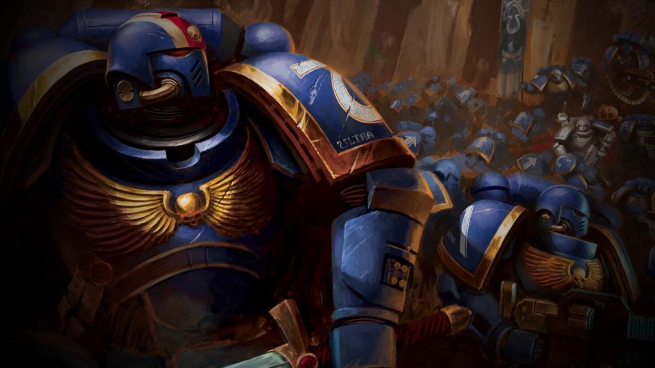 Warhammer 40k Space Marines: Warhammer 40,000: Introducing The Primaris Space Marine