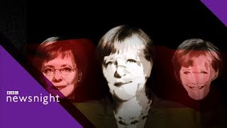 Angela Merkel steps down: What next? - BBC Newsnight