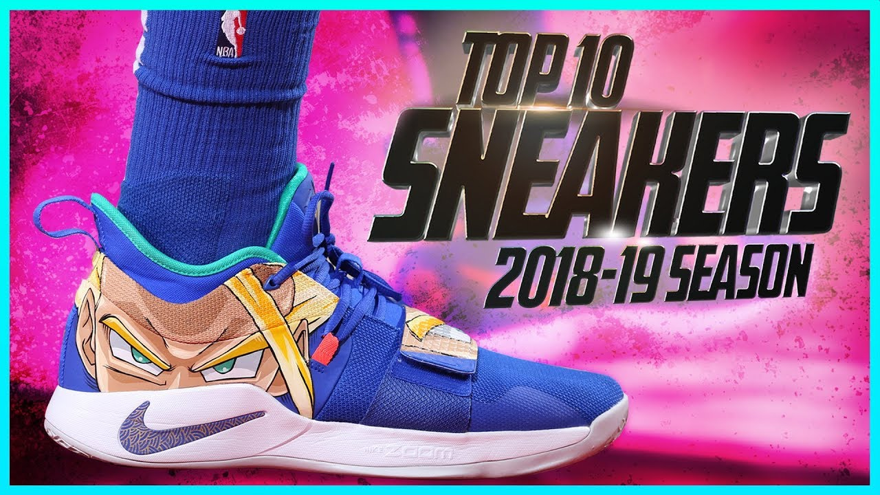 21e65994b0071f Top 10 Sneakers in the NBA