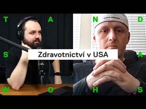 Čech v USA: Jste nemocní a nemáte peníze? Musíte spoléhat na charitu