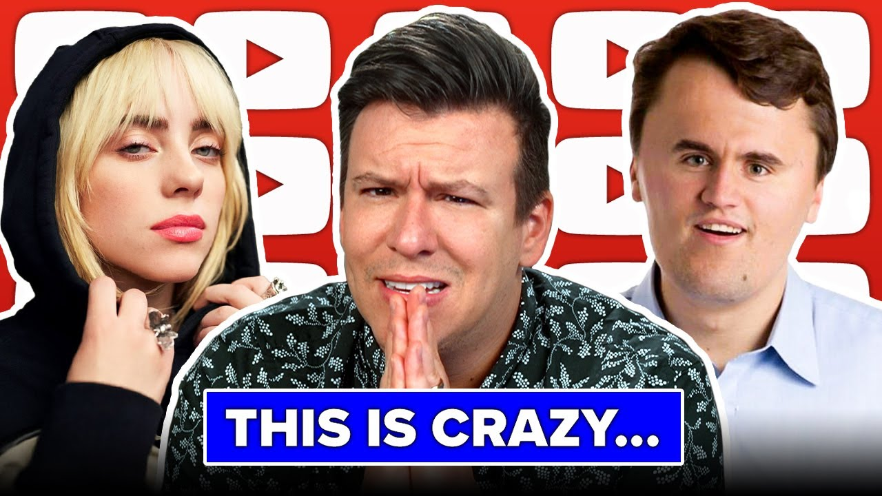 WOW! This Cyberstalking Scandal is Nuts! Billie Eilish & Finneas Controversy, Hobby Lobby, & News