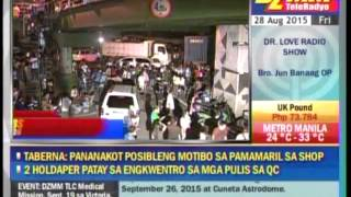 ABS-CBN Cameraman, kinuyog ng INC members?