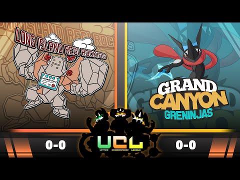 United Championship League S2 | LongIsland RegiRockies vs Grand Canyon Greninja's