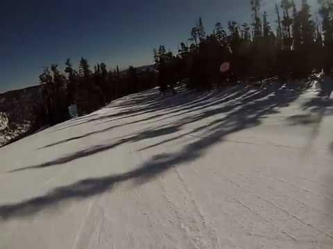 Fred, Eldora, Nederland, CO, Skiing GoPro Take2