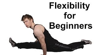 10 Minute Beginner Flexibility Training: Get Flexible At Home!