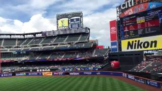 Citi Field V.I.P experience 2017 Video