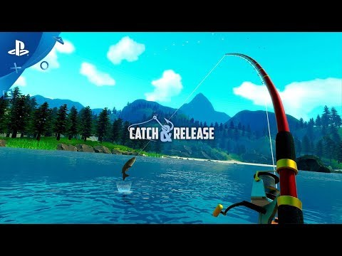 Catch & Release – Gameplay Trailer | PS VR