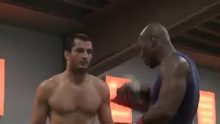 Gegard Mousasi Training MMA Boxing / UFC