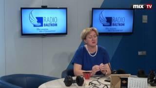 """Доктор психологии Алена Якуб в программе """"Семь дней и ночей"""" #MIXTV"""