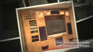 Custom Tv And Media Storage - Gallery Slideshow - Custommade.com