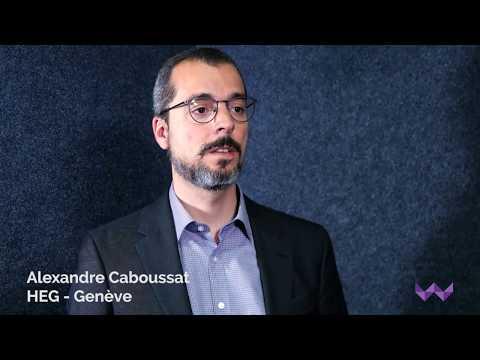 Alexandre Caboussat, HEG - Genève