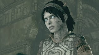 SHADOW OF THE COLOSSUS PS4 Ending & Final Boss (Shadow of the Colossus Remake)