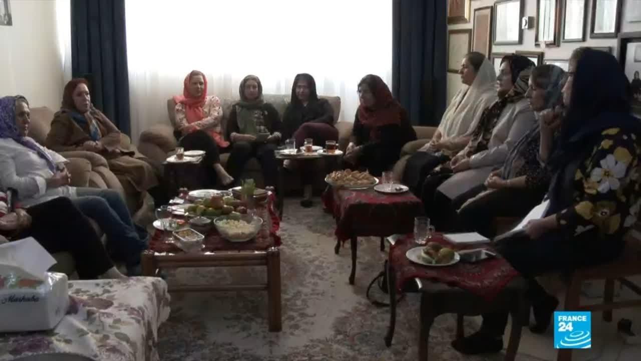 فرانس 24:Iran activists mobilise against political isolation