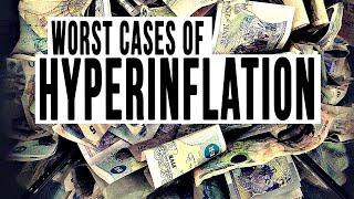 TOP Five Worst caṡes of Hyperinflation in History | ENDEVR Explains