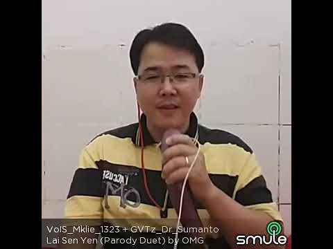 Lai Sen Yen (Parody) Lyrics By: NoriscoRaffael
