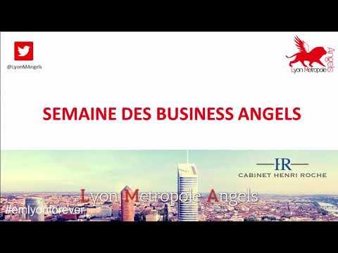 Soirée Lyon Métropole Angels sur le campus emlyon business school