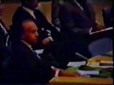 Zulfiqar Ali Bhutto-Security Council Speech (15th Dec 1971) English Subtitles