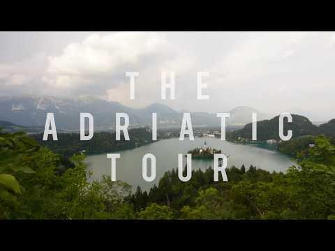 THE ADRIATIC · timelapse