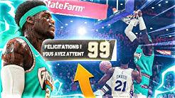 MATCH ÉPIQUE POUR LA MONTÉE À 99 !! 😱 NBA2K20 MA CARRIÈRE BANKS #7