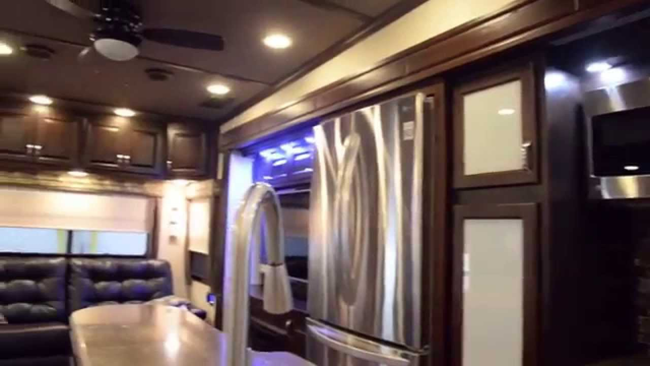 Luxury Fifth Wheel >> Luxe LF-39FB Luxury 5th Wheel | Luxury Fifth Wheels | Augusta RV - YouTube