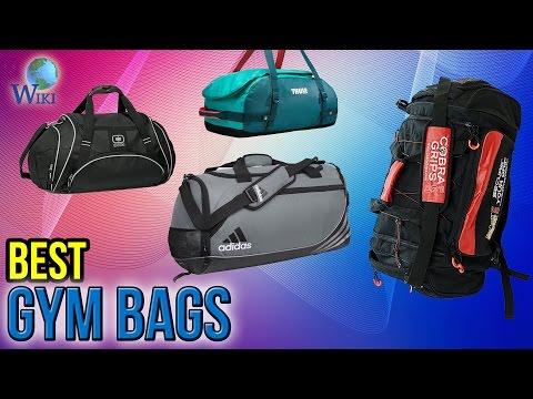 10 Best Gym Bags 2017