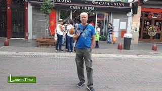 Китайський район та М ...на паличці. Буенос Айрес. Католицька пасха.