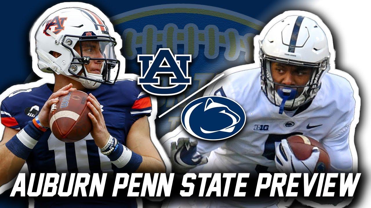 Photos: #10 Penn State takes on #22 Auburn in White Out game